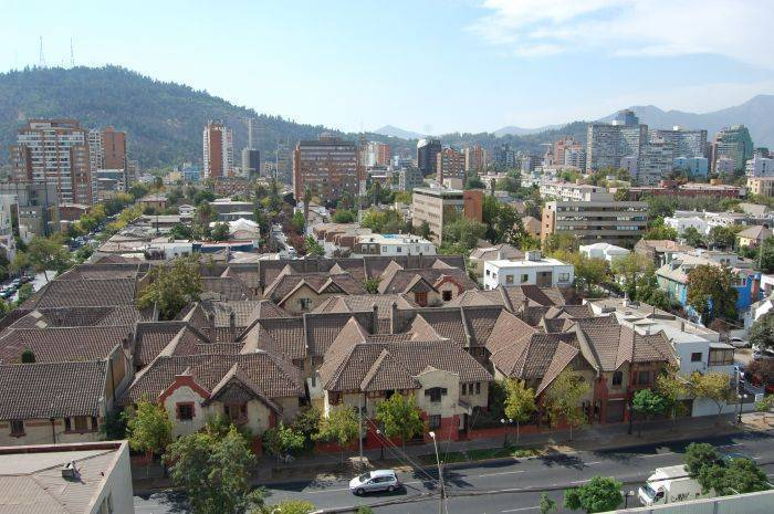 Providencia Bed and Breakfast, Santiago, Chile, Chile 침대와 아침 식사와 호텔