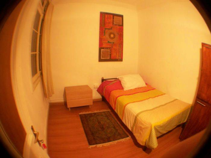 W Noon - Cultural Hostel, Santiago, Chile, cheap lodging in Santiago