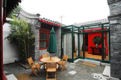 Beijing Courtel, Beijing, China, book budget vacations here in Beijing