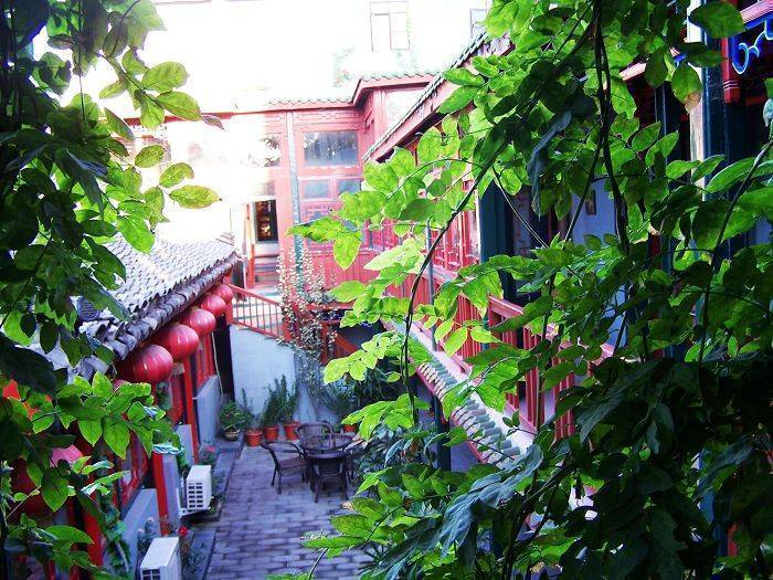 Beijing Double Happiness Courtyard Hotel, Beijing, China, top 5 places to visit and stay in bed & breakfasts in Beijing