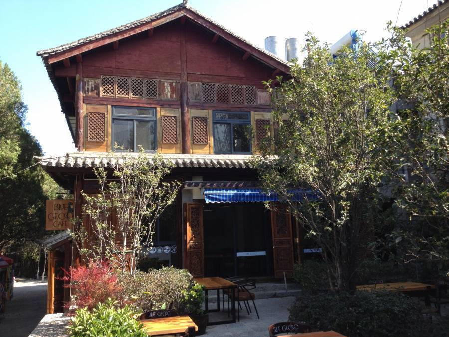 Blue Gecko - Sleepyfish Suites, Dali, China, China hostels and hotels