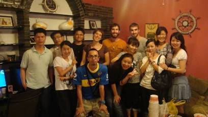 C and C Inn, Yangshuo, China, China hostels and hotels