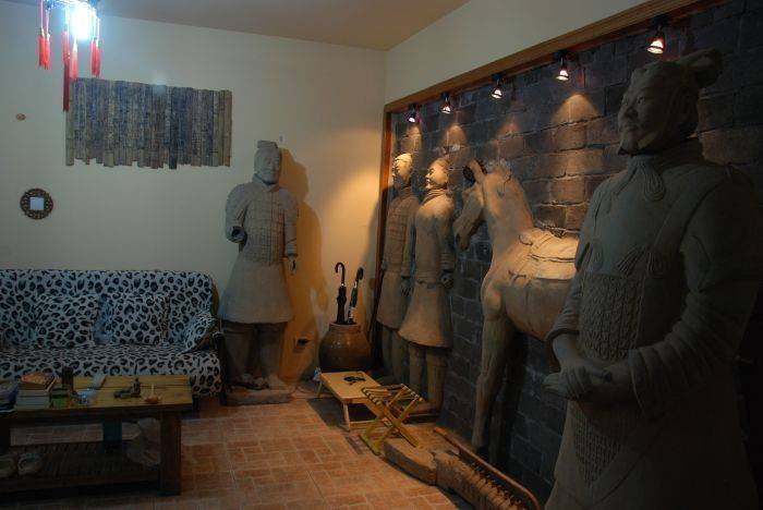 Warriors Apartment, Xi'an, China, China hostels and hotels