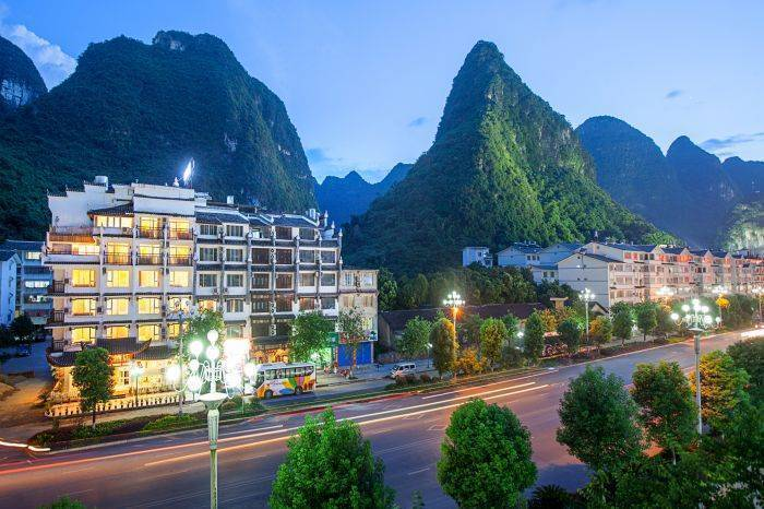 Michael's Inn and Suites, Yangshuo, China, China hostels and hotels