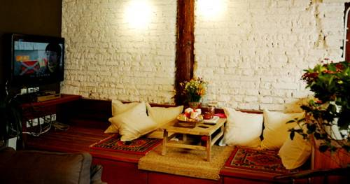 Peking Yard Hostel, Beijing, China, find bed & breakfasts with restaurants and breakfast in Beijing