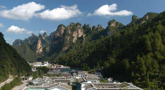 Pipaxi Hotel, Zhangjiajie, China, China hostels and hotels