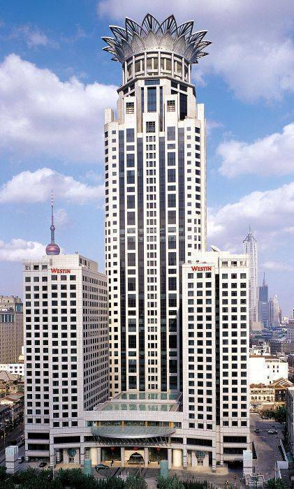 The Westin Bund Center, Shanghai, China, scenic hostels in picturesque locations in Shanghai