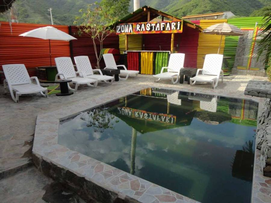 Casa Jamaica Hostel, Taganga, Colombia, family friendly vacations in Taganga