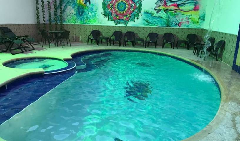 Pool Hostel - Search available rooms and beds for hostel and hotel reservations in Medellin 15 photos