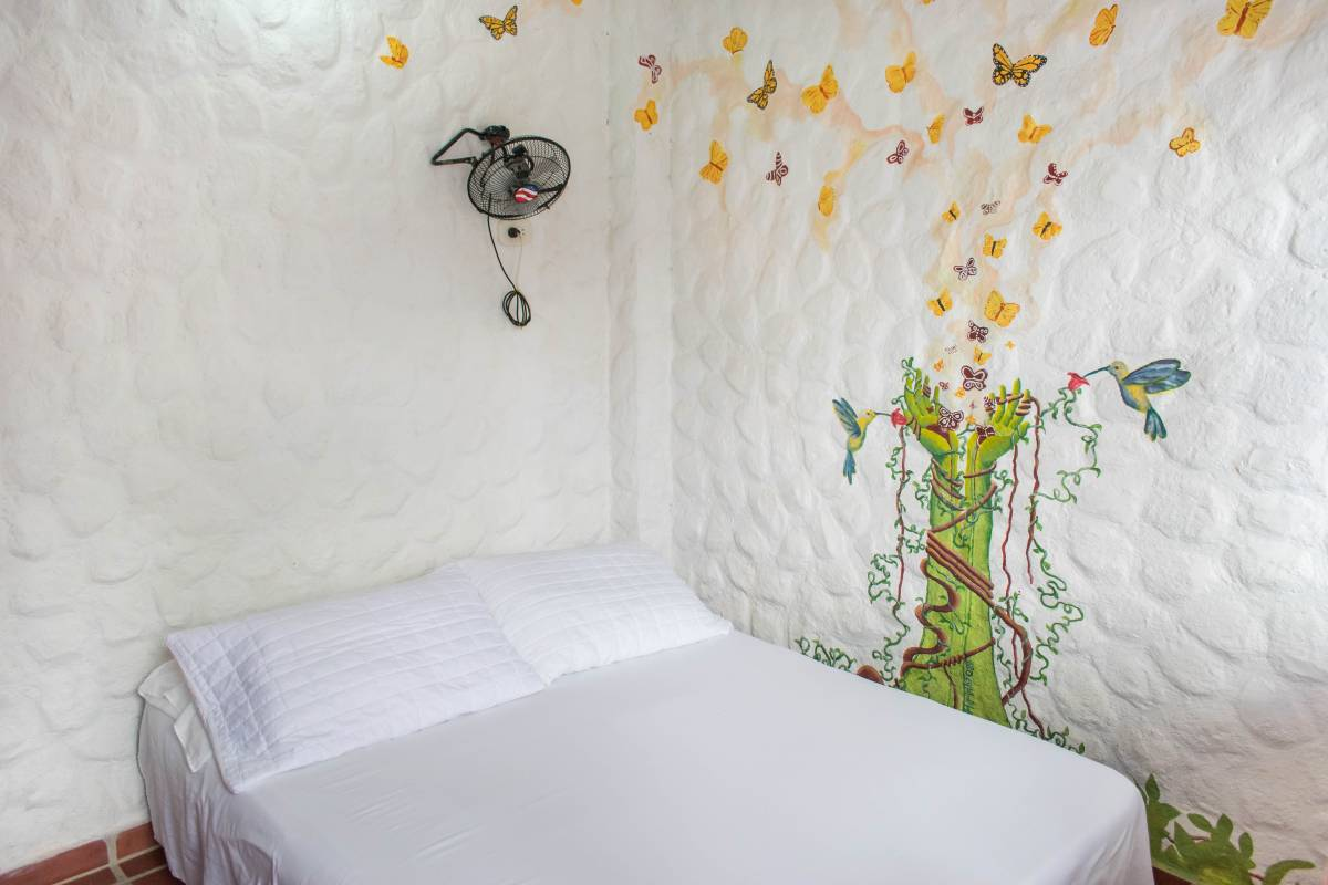 El Hostal de Jackie, Santa Marta, Colombia, Colombia bed and breakfasts and hotels