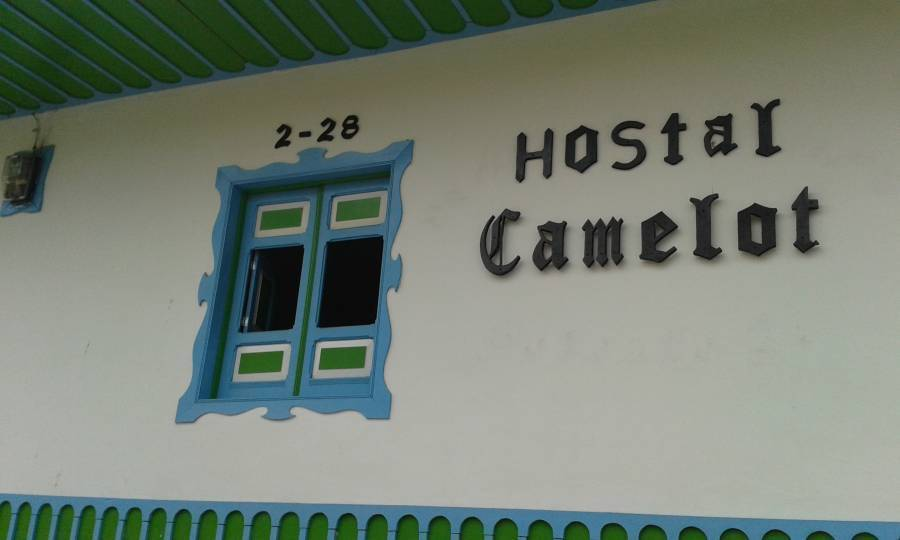 Hostal Camelot Salento, Salento, Colombia, Colombia hostels and hotels