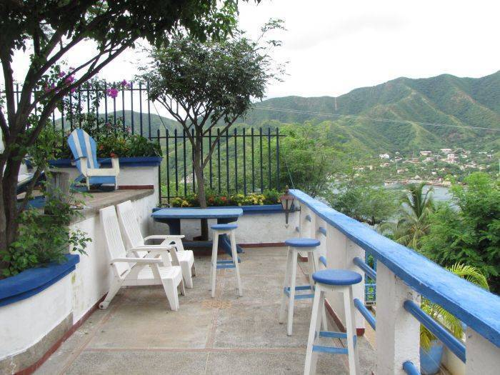 Hostel Techos Azules, Santa Marta, Colombia, best countries to visit this year in Santa Marta