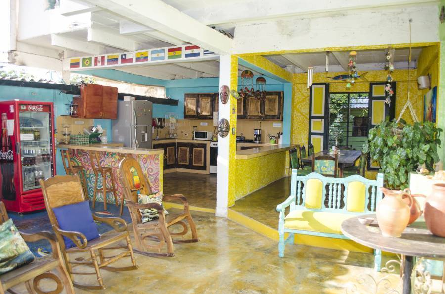 Hostel Villa Mary, Santa Marta, Colombia, Colombia bed and breakfasts and hotels