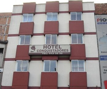 Hotel Conquistadores, Medellin, Colombia, Colombia hostels and hotels