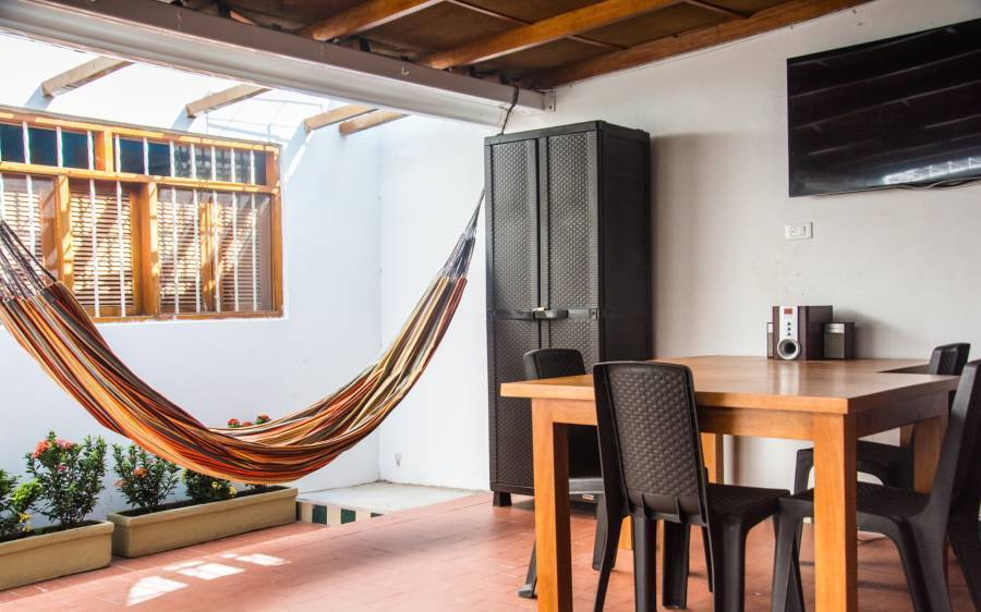 Pachamama Hostel, Cartagena, Colombia, Colombia bed and breakfasts and hotels