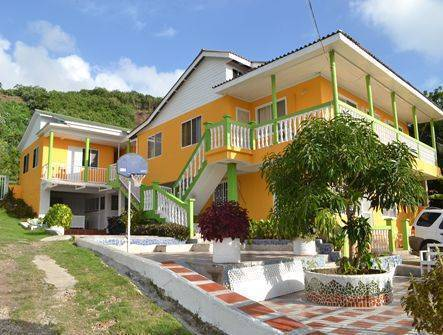 Posada Enilda, Providencia Island, Colombia, Colombia bed and breakfasts and hotels