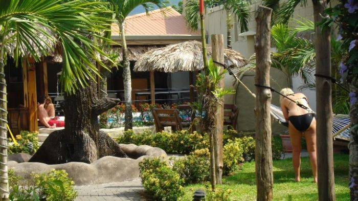 Arenal Hostel Resort, Volcan Arenal, Costa Rica, Costa Rica hostels and hotels