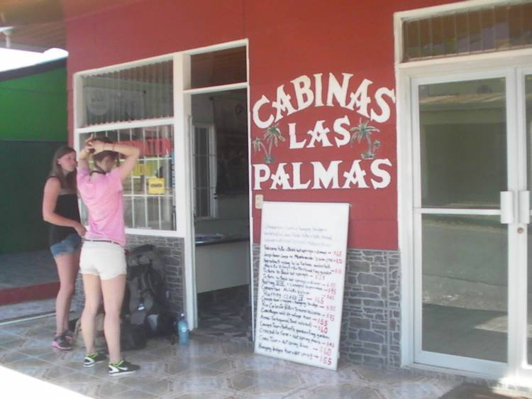 Cabinas Palmas, Fortuna, Costa Rica, Costa Rica hostels and hotels