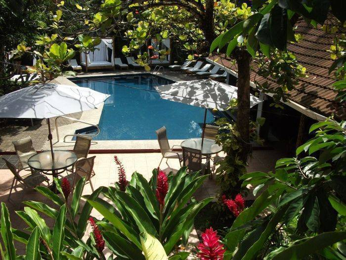Copacabana Desire Hotel, Jaco Beach, Costa Rica, Costa Rica hostels and hotels