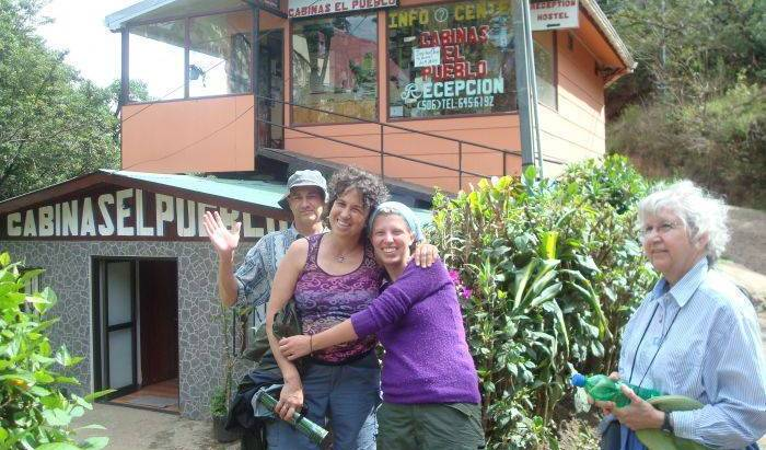 Hostel Cabinas El Pueblo - Search available rooms and beds for hostel and hotel reservations in Santa Elena 27 photos