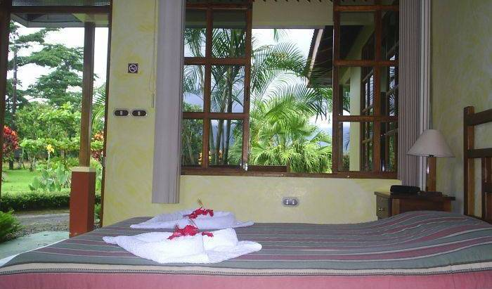 Jardines Arenal - Search available rooms and beds for hostel and hotel reservations in Fortuna, cheap hostels 12 photos
