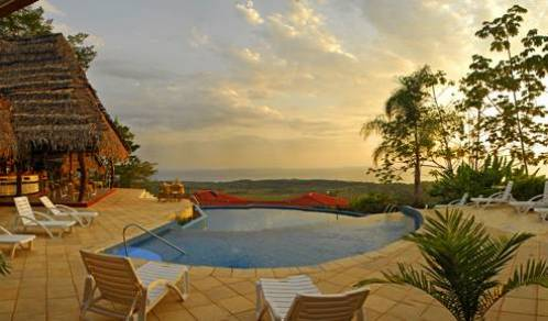 Whales and Dolphins Ecolodge - Search for free rooms and guaranteed low rates in Uvita 1 photo