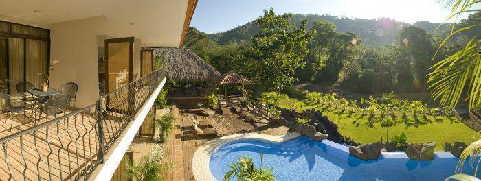 El Paso de las Lapas Eco Boutique Hotel, Jaco, Costa Rica, travel bed & breakfasts for tourists and tourism in Jaco