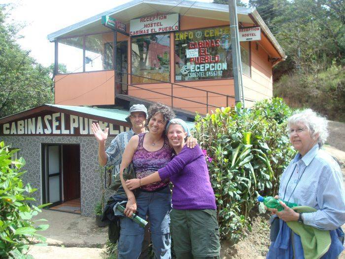 Hostel Cabinas El Pueblo, Santa Elena, Costa Rica, Costa Rica hostli in hoteli