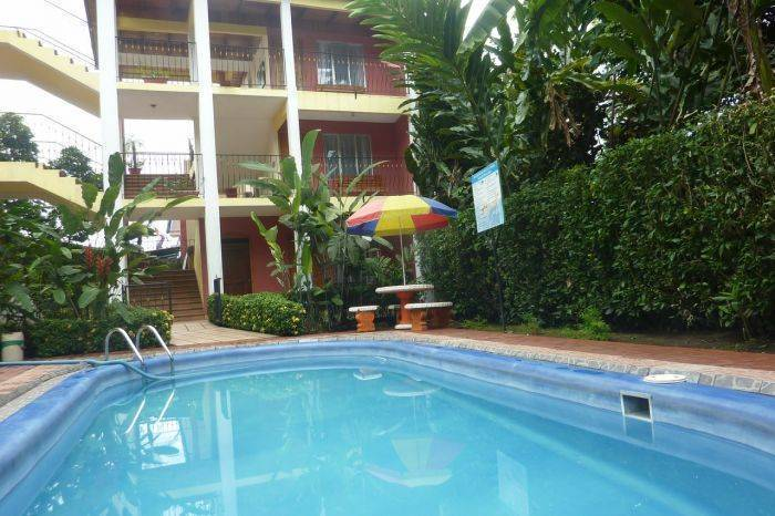 Hotel Arenal Jireh, Fortuna, Costa Rica, Costa Rica hostels and hotels