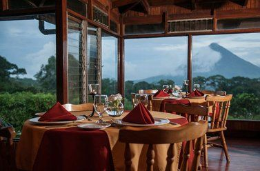 Hotel Arenal Lodge, Volcan Arenal, Costa Rica, bed & breakfasts with culinary classes in Volcan Arenal