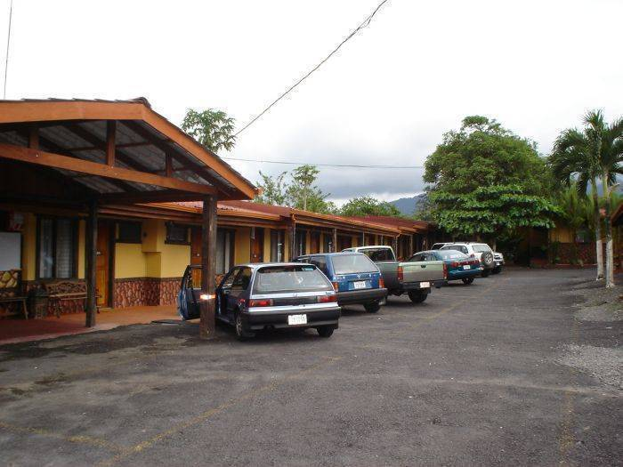 Hotel Arenal Rossi, Fortuna, Costa Rica, Costa Rica hostels and hotels