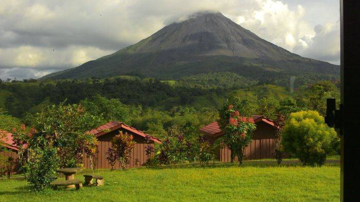 Hotel Carlos Lodge, Fortuna, Costa Rica, get travel routes and how to get there in Fortuna