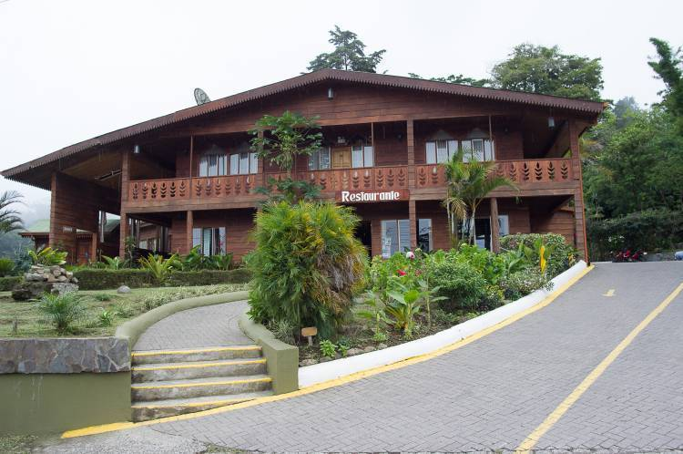 Hotel Heliconia, Monte Verde, Costa Rica, Costa Rica hostels and hotels