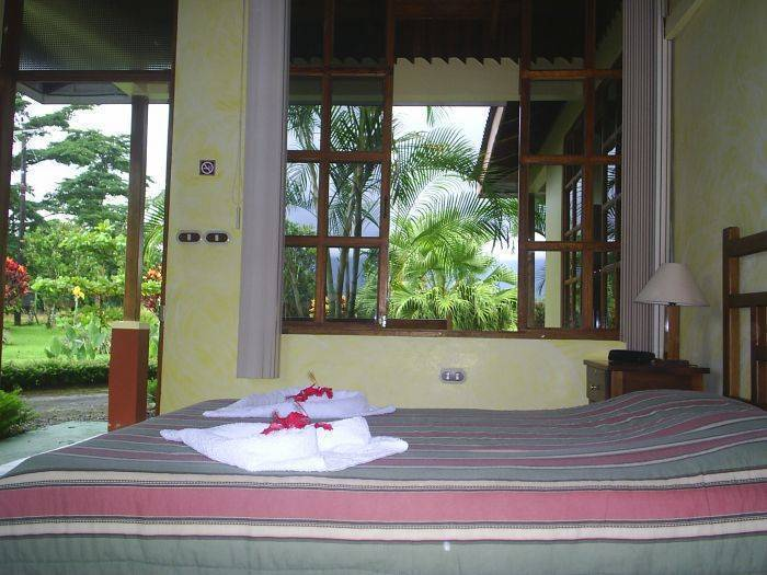 Jardines Arenal, Fortuna, Costa Rica, Costa Rica hostels and hotels