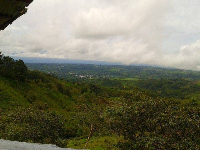 Las Brumas Lookout, Agua Buena, Costa Rica, Costa Rica hostels and hotels