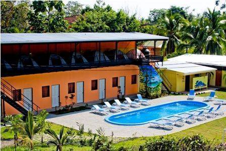 National Park Backparks, Manuel Antonio, Costa Rica, Costa Rica hostels and hotels