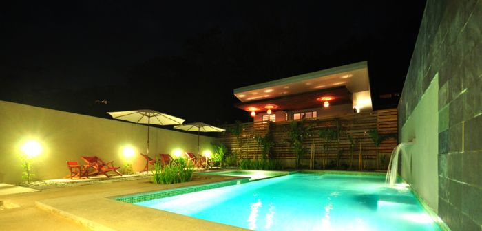 Nautilus Residential Hotel , Santa Teresa, Costa Rica, Costa Rica bed and breakfasts and hotels