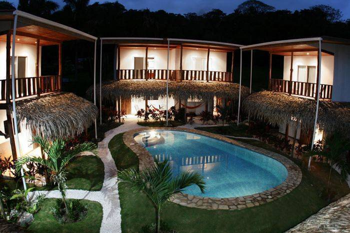 Otro Lado Lodge and Restaurant, Mal Pais, Costa Rica, Costa Rica ベッド&ブレックファストやホテル