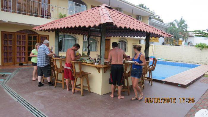 Posada Jaco, Jaco Beach, Costa Rica, Here to help you meet the world while staying at a hostel in Jaco Beach