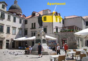Apartment Lonza, Dubrovnik, Croatia, Croatia hostels and hotels