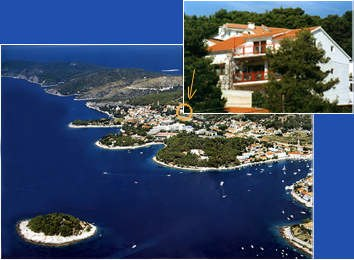 Apartments Curin, Hvar, Croatia, Croatia hostels and hotels