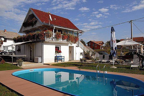 Apartments Plitvicer Seen, Rakovica, Croatia, Croatia 床和早餐和酒店
