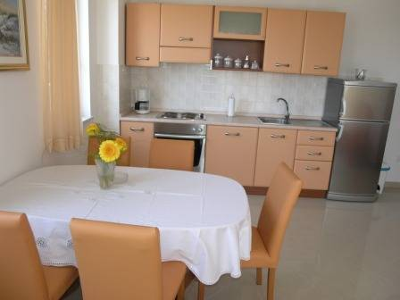 Apartments Trogir, Trogir in Croatia, Croatia, bed & breakfasts and hotels for mingling with locals in Trogir in Croatia