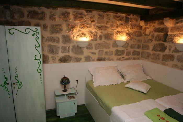 Apartment Tina 1, Dubrovnik, Croatia, Croatia giường ngủ và bữa ăn sáng và khách sạn