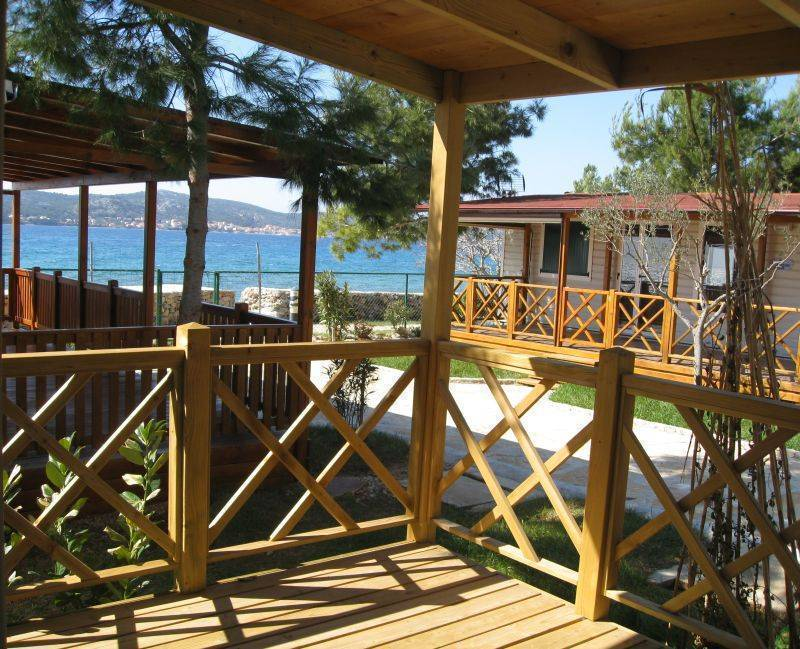 Beach Front House, Biograd na Moru, Croatia, best hostels and backpackers in the city in Biograd na Moru