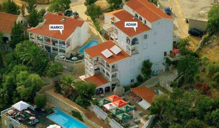 Apartments Macadams, top rated holidays 25 photos