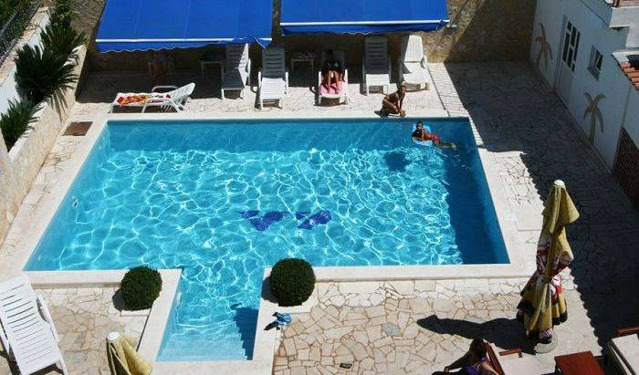 Villa Paula, book tropical vacations and hostels in Trogir in Croatia, Croatia 20 photos