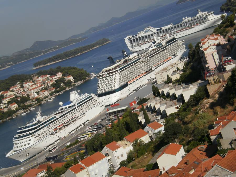 Guesthouse Panorama, Dubrovnik, Croatia, Croatia hostels and hotels