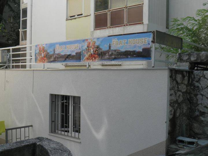 Hostel Frat House, Split, Croatia, Croatia hostels and hotels