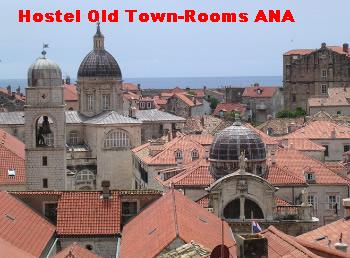 Hostel Old Town-Rooms Ana, Dubrovnik, Croatia, Croatia 침대와 아침 식사와 호텔